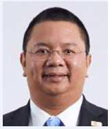 YBhg Datuk Roslan Haji Tik